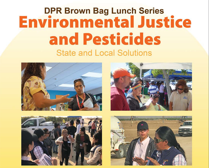 DPR Brown Bag Lunch Series