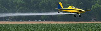 Best Practices for Pesticide Aerial Application