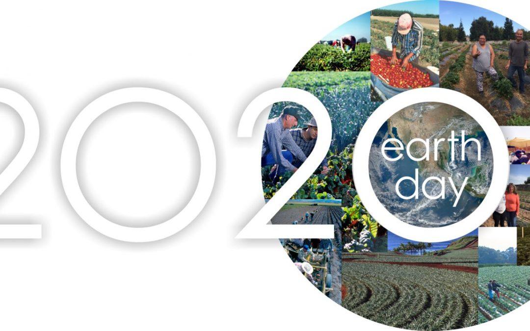 #EarthDay2020 – CDFA's Healthy Soils Program promotes environmental stewardship, biodiversity