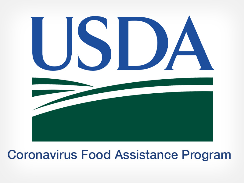 USDA Announces Coronavirus Food Assistance Program