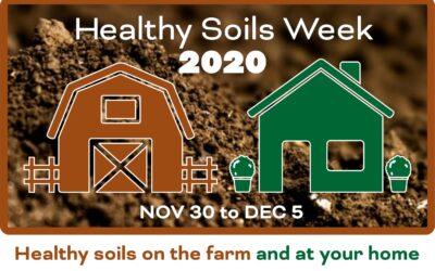 Get Ready for California Healthy Soils Week, Nov 30 – Dec 5
