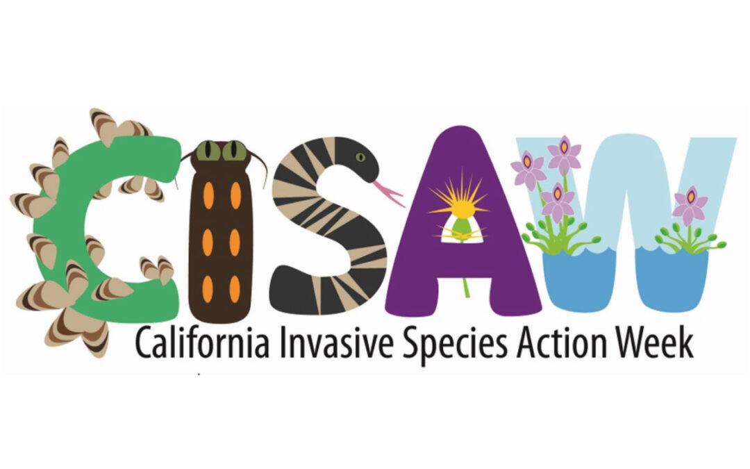 Invasive Species Action Week